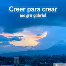 Frase Creer para crear .png