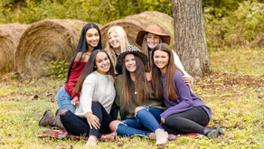 Senior Squad '21 Fall Kickoff at Walden's Pumpkin Patch