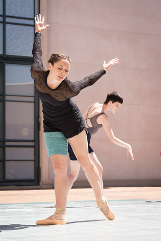 What if the City was a Theatre? Ballet Collective Aotearoa - Wellington, NZ