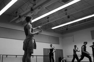 Choreographic Residency - Grand Rapids, USA