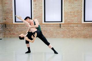 New Creation with Queensland Ballet