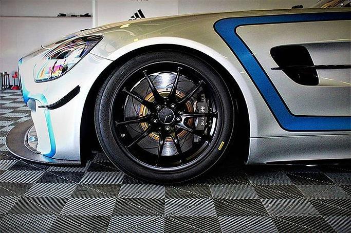 Mercedes GT w190 entretien et fabricatio