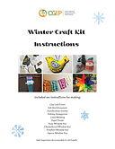 Winter Craft Kit written instructions_Pa