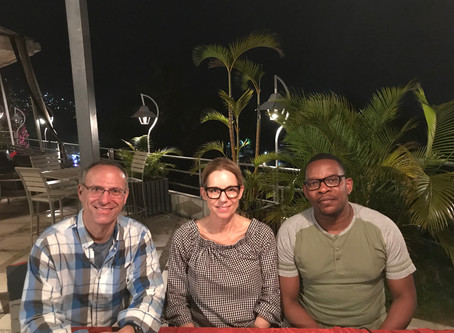 End of 2017 trip to PaP and Gonaives