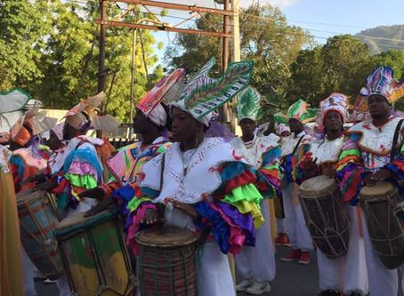 Celebrating Carnival 2018