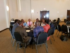 October conference for medical school alumni from Haiti