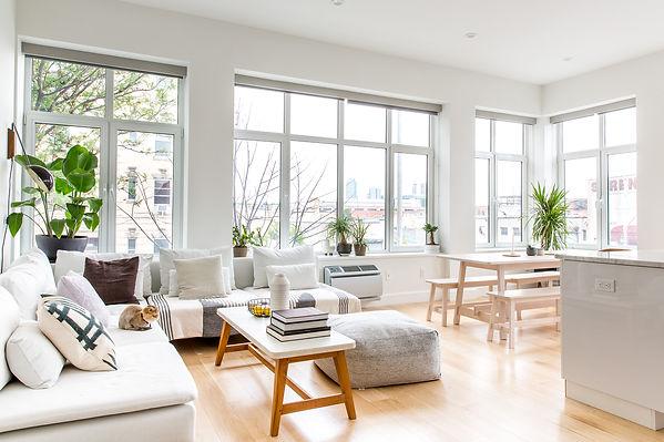 eco friendly interior design south london