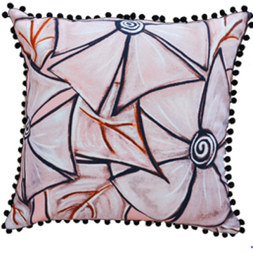 Earth Passion Cushion Cover