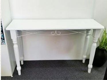 Hamptons Style Hall/ Console Table