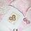 Thumbnail: Serenade Pink Cushion Cover