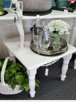 Hamptons style side table