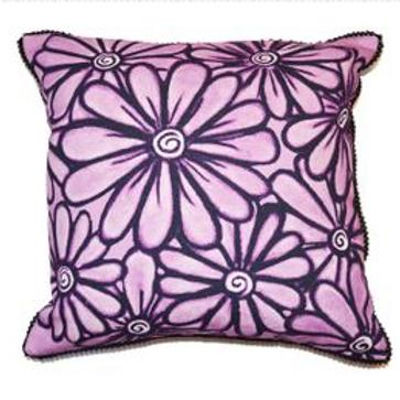 Lavenderaisy Cushion Cover