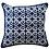 Thumbnail: Royal Blue Swirl Cushion cover