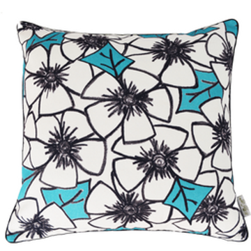Sea Burst Cushion