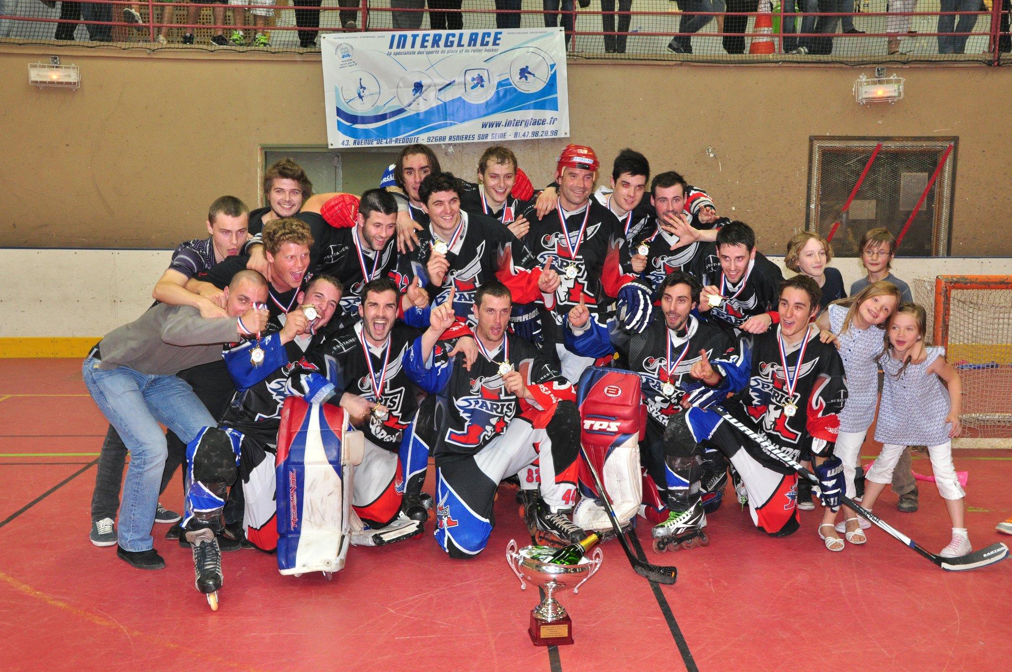 Champion de France de N1 2011/2012