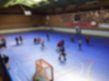 La découverte du Roller et du Roller Hockey.