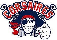 Logo Corsaires de Paris - I want you !
