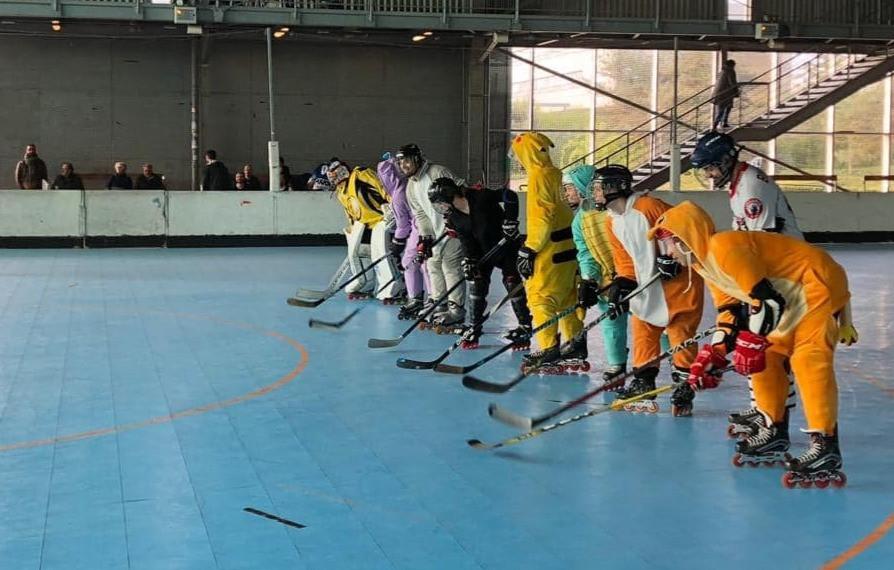 Les Corsaires Loisirs au tournoi de Lille