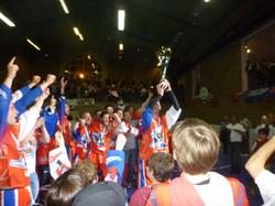 Champion de France Elite 2012/2013