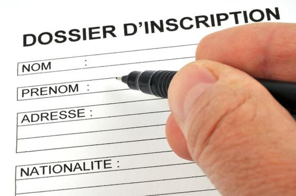 LE DOSSIER D'INSCRIPTION 2021-2022 est désormais téléchargeable