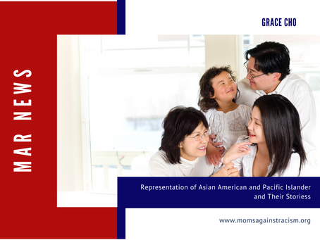 Representation of Asian American and Pacific Islander Heritage and Their Stories