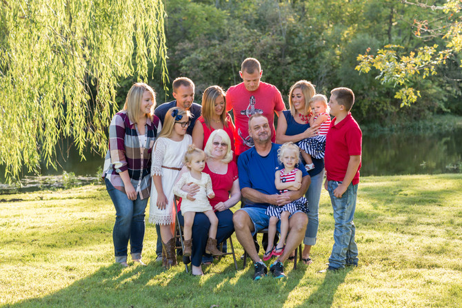 Why family photos are a legacy..