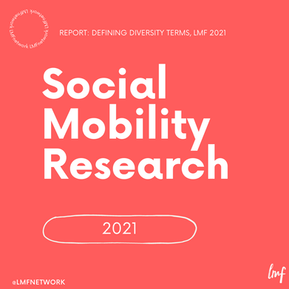 LMF: Launching our Social Mobility Pillar