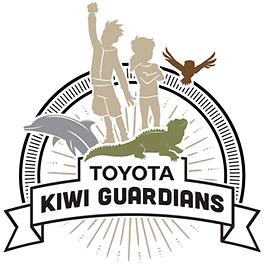 Toyota Kiwi Guardians logo