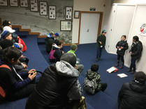 Hirangi students' tour
