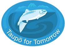 Taupo for Tomorrow Logo