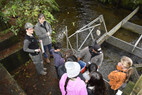 Freshwater Science Leaders at Fish Trap