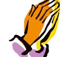 Wie können wir beten? - Einladung zum  Online-Gottesdienst am 17. Mai um 11 Uhr