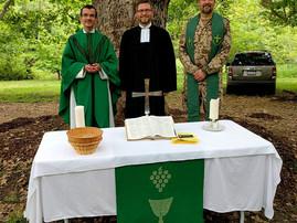 Ökumenischer Gottesdienst im Grünen