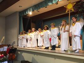 Bilder von der Adventsfeier