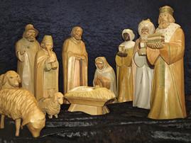 Gottesdienste am 24.12 (Heiligabend) und 25.12. (Christfest)