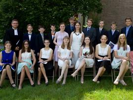 17 Jugendliche konfirmiert