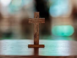 Karfreitag-Gottesdienst zum Gedenken an Jesu Tod am Kreuz