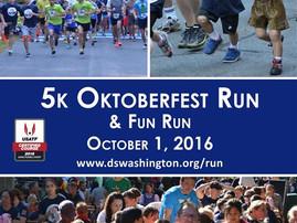 5k-Oktoberfestlauf der Deutschen Schule am 1. Oktober