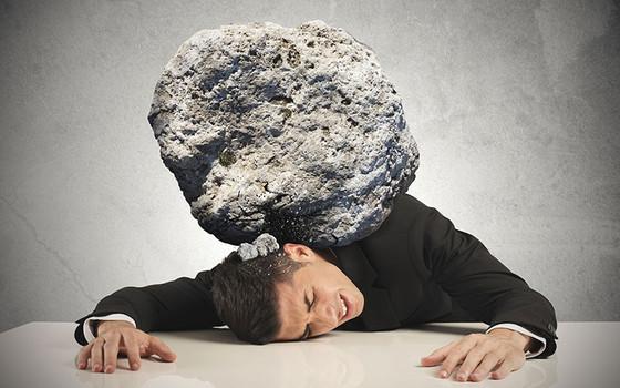 """What a heavy burden God has laid on mankind!""  Ecclesiastes 1:13"