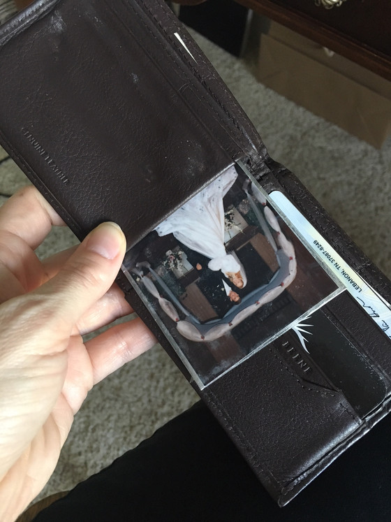 What's in your wallet?
