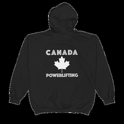 Canada Powerlifting Hoodie 2.0