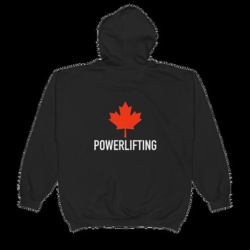 Leaf Powerlifting Hoodie