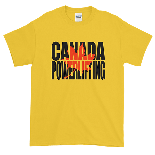 Canada Powerlifting Knockout