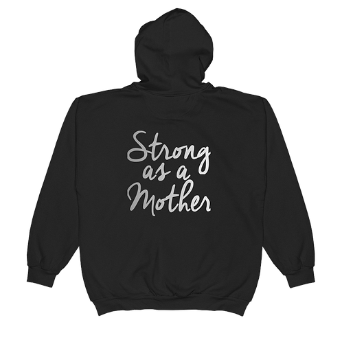 Strong as a Mother Hoodie