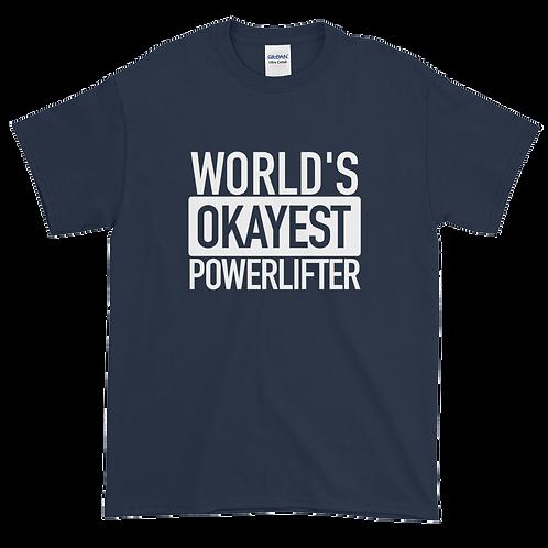 World's Okayest Powerlifter