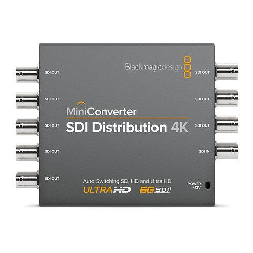 BMD Mini Converter - SDI Distribution 4K