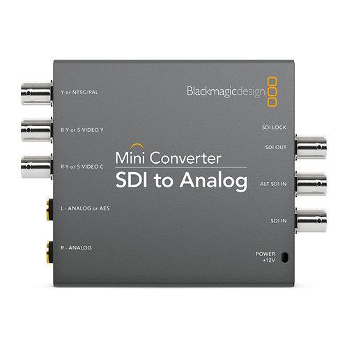 BMD Mini Converter - SDI to Analog