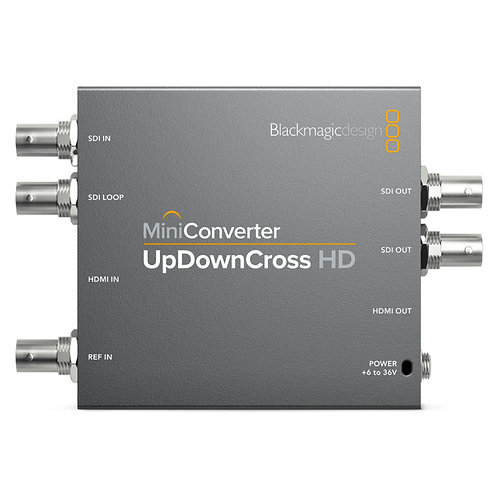 BMD Mini Converter - UpDownCross HD