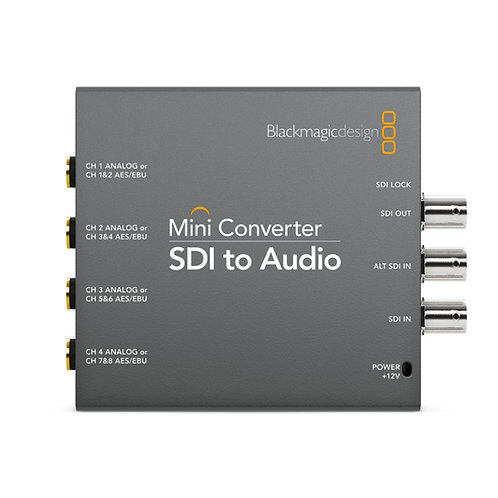 BMD Mini Converter - SDI to Audio