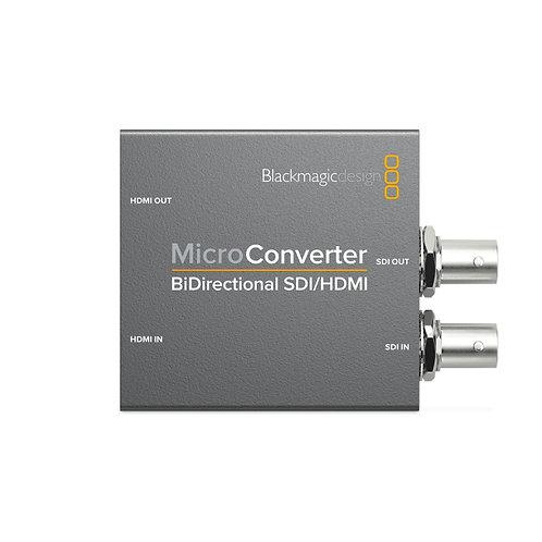 BMD Micro Converter BiDirect SDI/HDMI